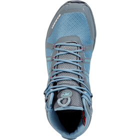 Mammut T Aenergy Mid GTX - Chaussures Femme - gris/turquoise